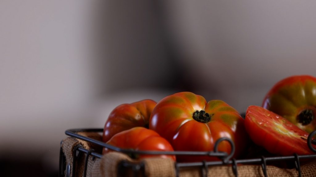 tomatoes with flavour